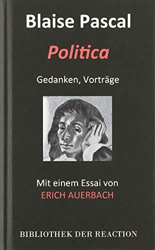 POLITICA: Gedanken, Vorträge