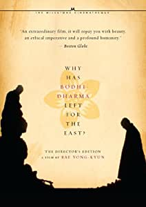Why Has Bodhi-Dharma Left for the East [Import USA Zone 1]