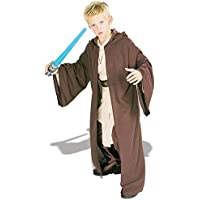 Jedi Robe Deluxe Child Costume (Large) by Halloween FX