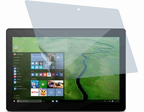 4ProTec 2X ANTIREFLEX matt Schutzfolie für Odys Winpad 12-2in1 Premium Bildschirmschutzfolie Displayschutzfolie Schutzhülle Bildschirmschutz Bildschirmfolie Folie