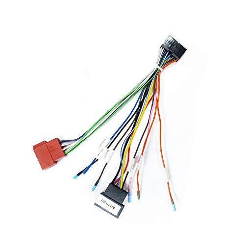 ATOTO ISO wiring harness B version