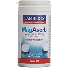 Lamberts MagAsorb 150 mg - 60 Tabletas