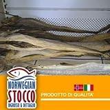 stoccafisso norvegese secco g750 circa