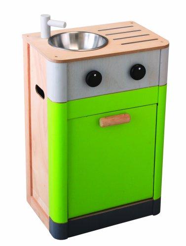 PlanToys - PT3441 - Accessoire de Cuisine - Evier + Lave Vaisselle