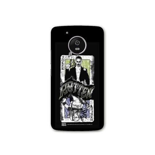 Cokitec case Schale Lenovo Moto G5 WB License Suicide Squad - Carte N A-la-carte-schalen