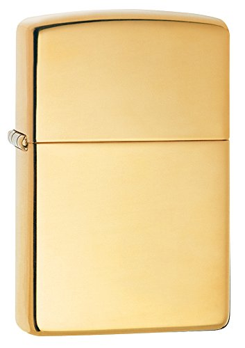 Zippo 1025254 Nr. 254B Brass High Polished
