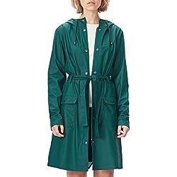 Rains Chaqueta Impermeable Para Mujer Tamaño XXS/XS