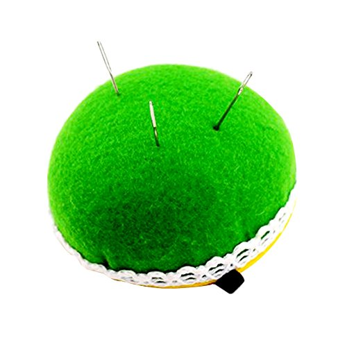 beautybouse Lovely Farbe Pin Nadel Kissen Halterung für Nadel Aufbewahrung Nähen hilfreich Tools (Pins Zum Verkauf)