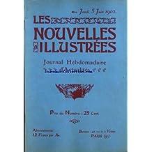 NOUVELLES ILLUSTREES (LES) [No 2] du 05/06/1902 - JOURNAL D'ACTUALITES LE JEU DE PELOTE BASQUE - A SAINT-JEAN-DE-LUZ