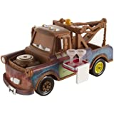 Disney Pixar Cars - Série Deluxe - Méga Véhicule - Waiter Mater / Martin - Véhicule Miniature - Voiture