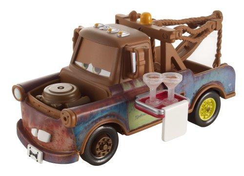 Disney Pixar Cars Waiter Mater (DeLuxe, Wheel Well Motel Series, #11 of 11)