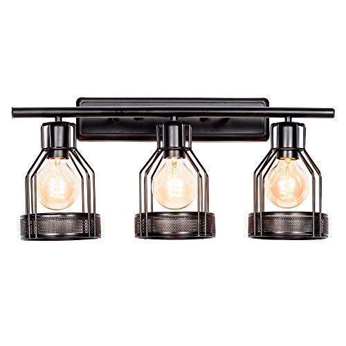 KOONTING Lampada da parete E27 Applique da parete interni,Design applique LED Lampada Applicazione di Spazio di Soggiorno, cucina,Studio, Camera da Letto, Corridoio,stanza dei bambini