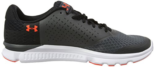 Under Armour Ua Micro G Speed Swift 2, Chaussures de Running Compétition Homme Gris (Rhino Gray 078)