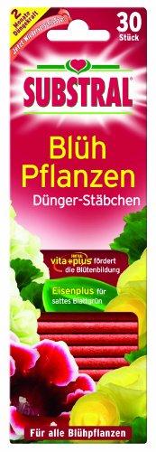 Substral Düngestäbchen Dünger-Stäbchen für Blühpflanzen  im Test