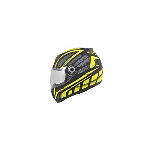Preisvergleich Produktbild Motorradhelme Integral Boost B530 Ultra schwarz gelb matt