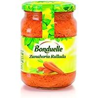 Bonduelle - Zanahoria Ralladas, frasco 280 ml