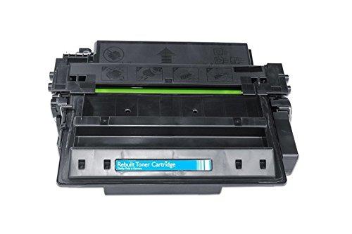 Inkadoo Toner passend für Troy 2420 D Micr kompatibel zu Canon 11X, 11XBK, 11XBLACK, NO11X, NO11XBK, NO11XBLACK CRG-710H, Q6511X - 1x Premium Drucker-Kartusche Alternativ - Schwarz - 12.000 Seiten (001 Toner Patrone Micr)