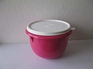 Tupperware peng bol-rose-petit bol mélangeur, 1 litre