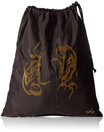 baggit Women's (Shoe bag) (Brown)  available at amazon for Rs.229