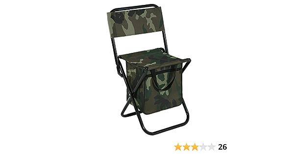 Rangement pliant chaise de camping l/éger camouflage chaise de p/êche sac /à dos en tissu Oxford sac si/ège montagne barbecue plage Voyage int/érieur loisirs multifonctionnel tabouret de p/êche portable