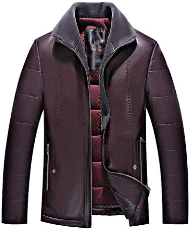 Saoye Fashion Trench Coat A Maniche Lunghe Invernale A Maniche Lunghe  Giovane da Uomo Cappotto Invernale d5cd0438dd4