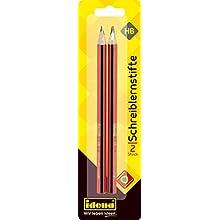 IDENA 20003 Learner's Pencil HB Pack of 2 FSC Mix