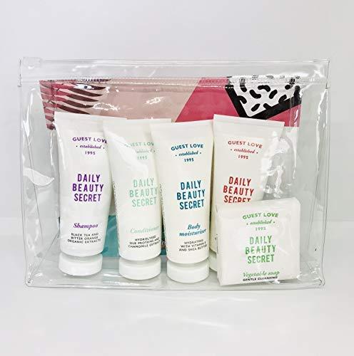 Après-shampooing hydratant et savon pour le corps Beauty Gift Pack de Guest Love