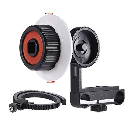 Soulitem camera Follow Focus anello Gear Belt Sony usato  Spedito ovunque in Italia