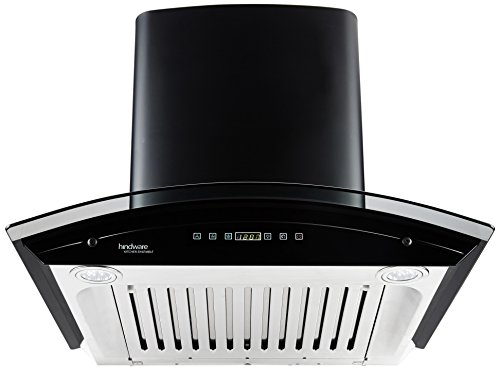 Hindware 60 cm 1200 m3/h Auto Clean Chimney (Nevio 60,...