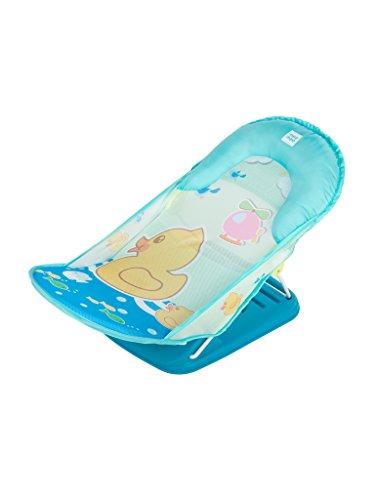 Mee Mee Anti-Skid Baby Bather (Bath Seat) Blue