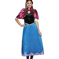 Suchergebnis Auf Amazon De Fur Anna Kleid Disney Verkleiden