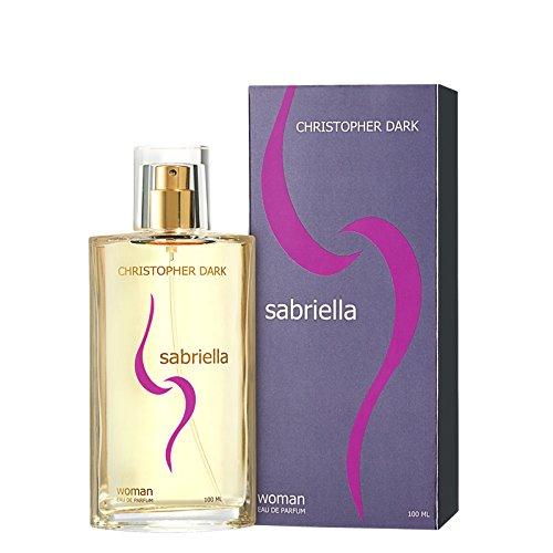Christopher Obscurity sabriella Eau de Parfum Natural Spray für Frauen 100ml
