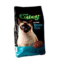 Cutey Cat Food - Ocean Fish, 1.5kg