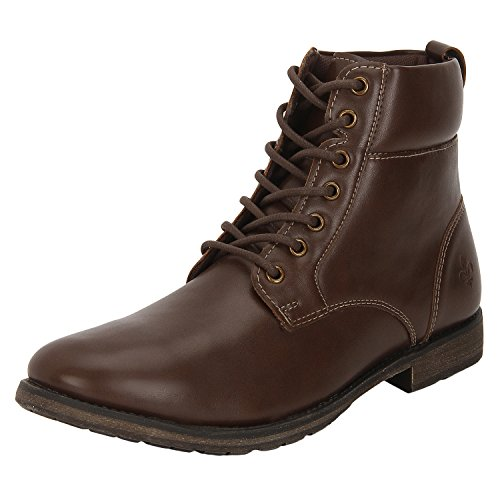Bond Street by (Red Tape) Men's Brown Boots - 9 UK/India (43 EU)