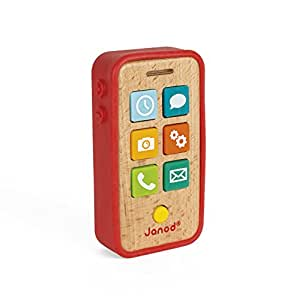 Janod J05334 Sound Telephone Game