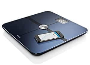 Withings WS-50 Smart Body Analyzer, schwarz