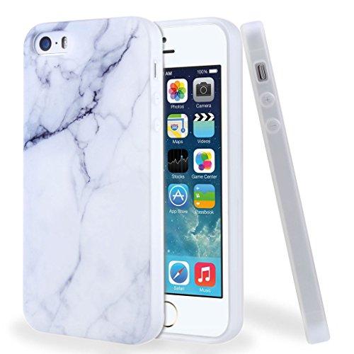 funda-para-iphone-se-5-5s-leathlux-premium-mrmol-patrn-suave-tpu-carcasa-protector-bumper-tapa-flexi