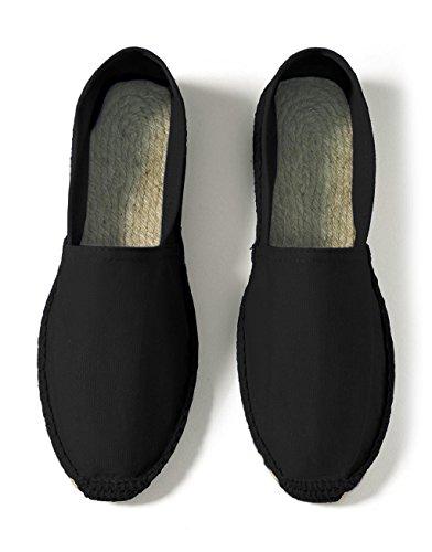 B&C Damen Espadrille AWS05 Black