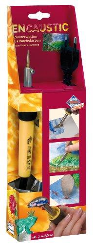 Pebaro 0270 - Encaustic Pen, Malen mit Wachsfarben