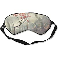 Trees Paint Sleep Eyes Masks - Comfortable Sleeping Mask Eye Cover For Travelling Night Noon Nap Mediation Yoga E1 preisvergleich bei billige-tabletten.eu