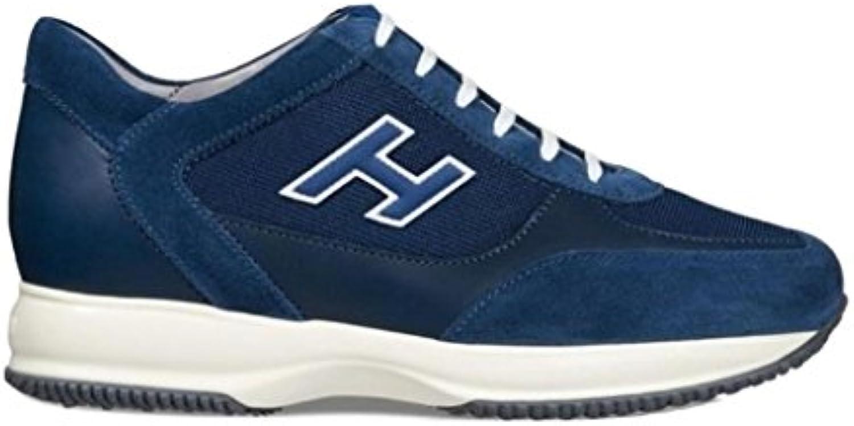 Hogan Zapatillas Para Hombre Azul Turquesa
