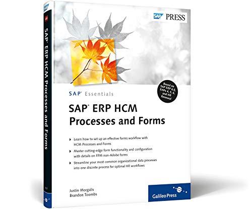 SAP ERP HCM Processes and Forms (SAP PRESS: englisch)