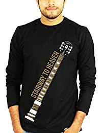 Stairway to Heaven Led Zeppelin Full Sleeves Tshirt - Band Tshirts by The Banyan Tee ™