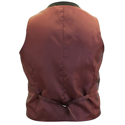 Generic - Gilet - Homme * Auditor's Target Value Waistcoat (ALBERTO - Black)