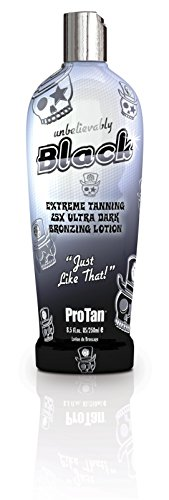 Pro Tan Incroyablement Noir Extreme Bronzage 25X Lotion Ultra Bronzante Dark 250 ml