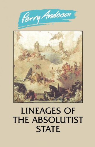 Lineages of the Absolutist State