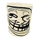 MALALPHA MUG Tasse Geek Troll Trollface 02