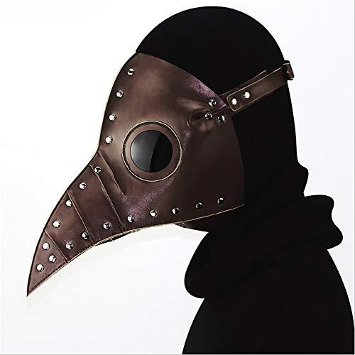 KTYX Halloween-Pest Lange Vogel Mund Doktor Tanz Maske -