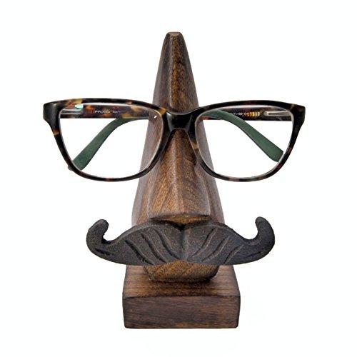 Stylla London bois faite à la main en forme de fouet lecture spectacle support Cadeau Insolite pour homme et femme.