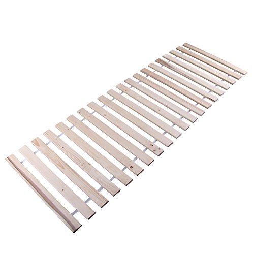 Rolllattenrost Rollrost Lattenrost Bettrost Rollroste Holzlatten Latten Rost 140x200 cm 22 Stück